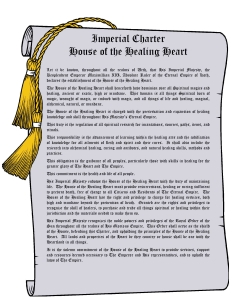 Imperial Charter- House of the Healing Heart1
